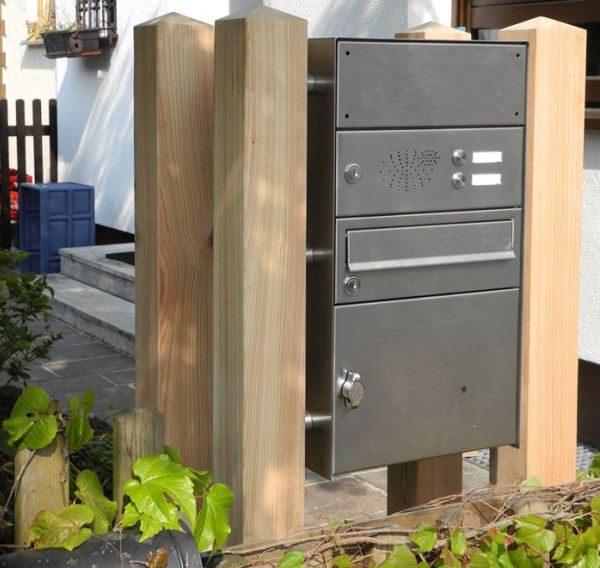 COM ST Briefkasten von Gartenakzente