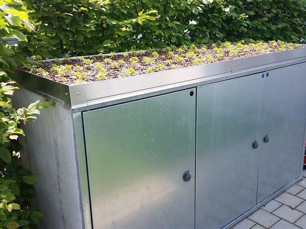 Pflanzrahmen für Betonboxen