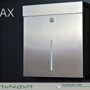 Briefkasten Max